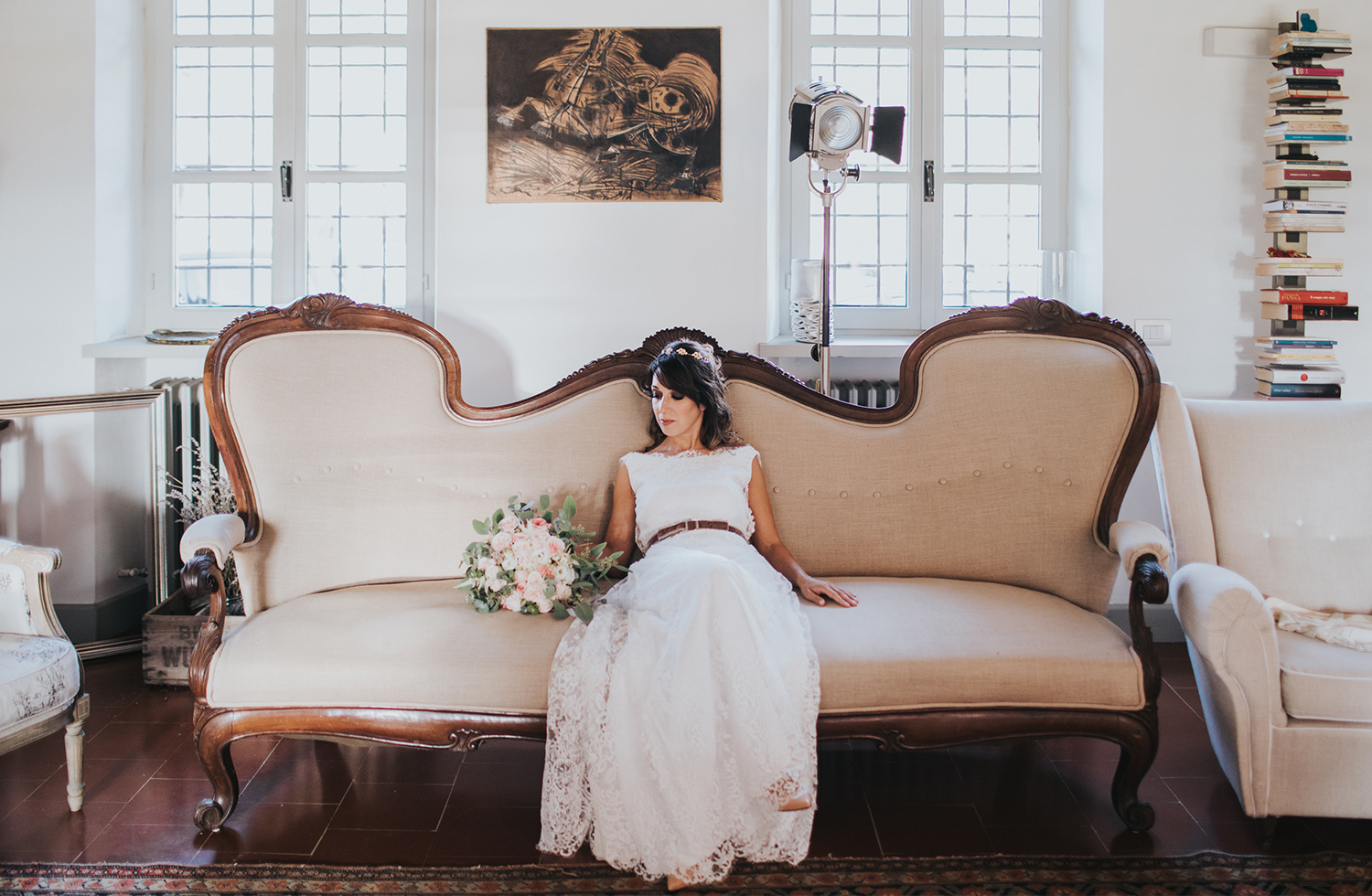 matrimonio monferrato La Scuderia Charming room Carolina Serafini Photographer