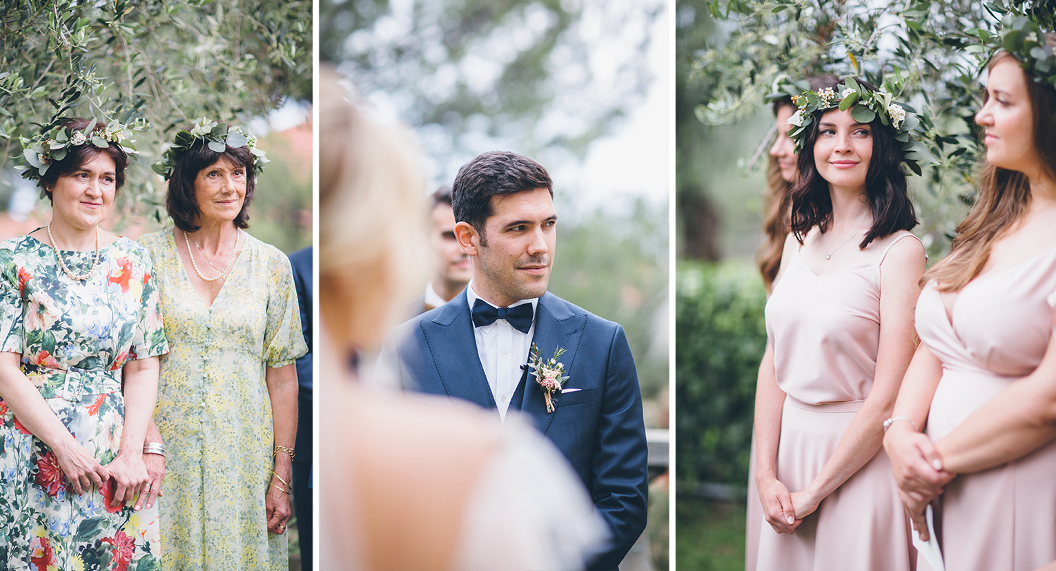 BUCOLIC WEDDING IN VILLA ROSETO IMPERIA