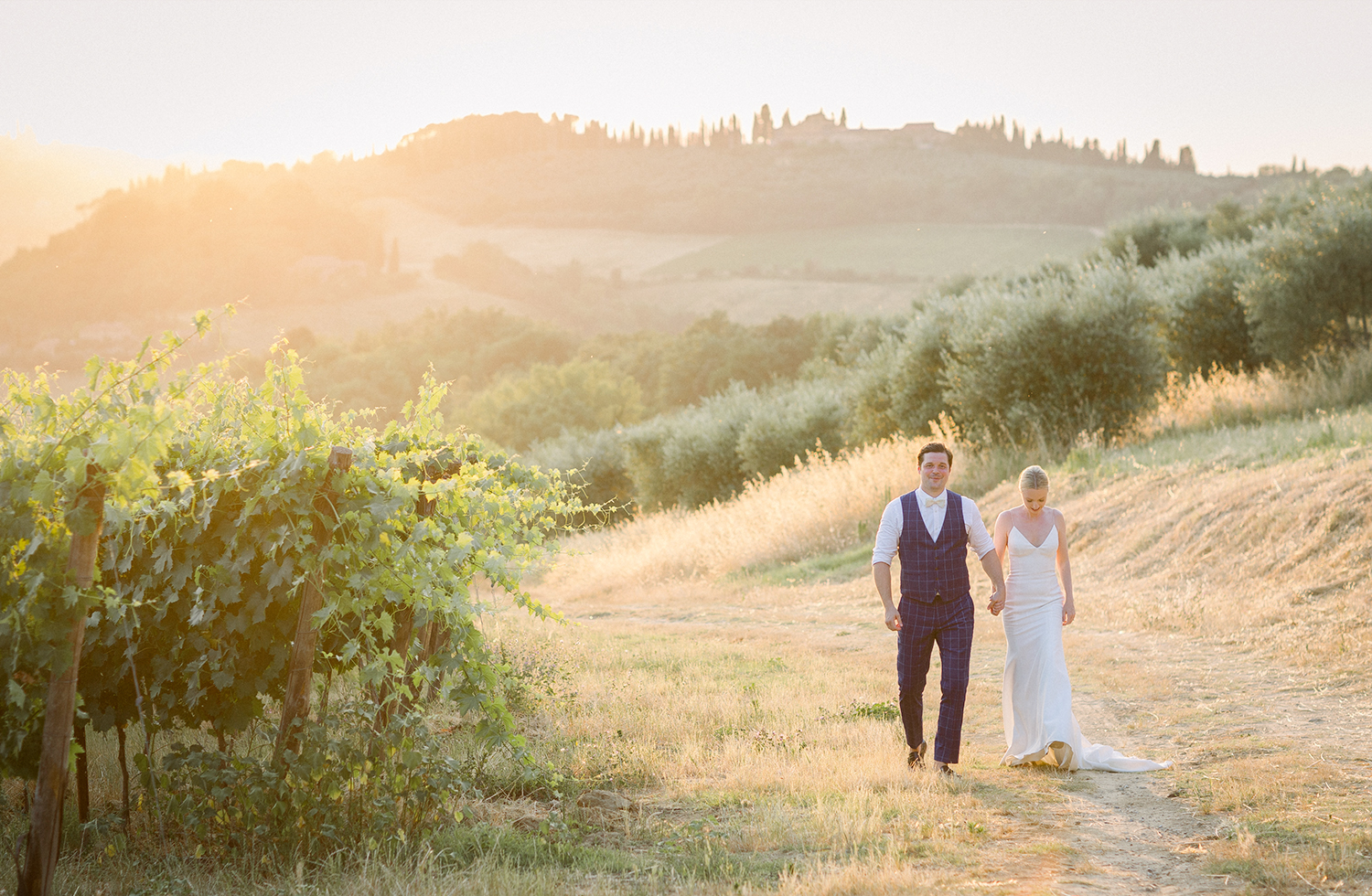 DESTINATION WEDDING IN TUSCANY SAN GIMIGNANO