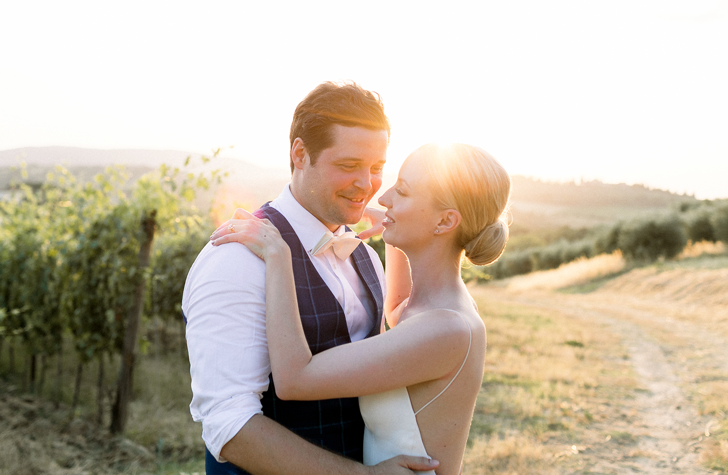 DESTINATION VINEYARD WEDDING IN TUSCANY SAN GIMIGNANO