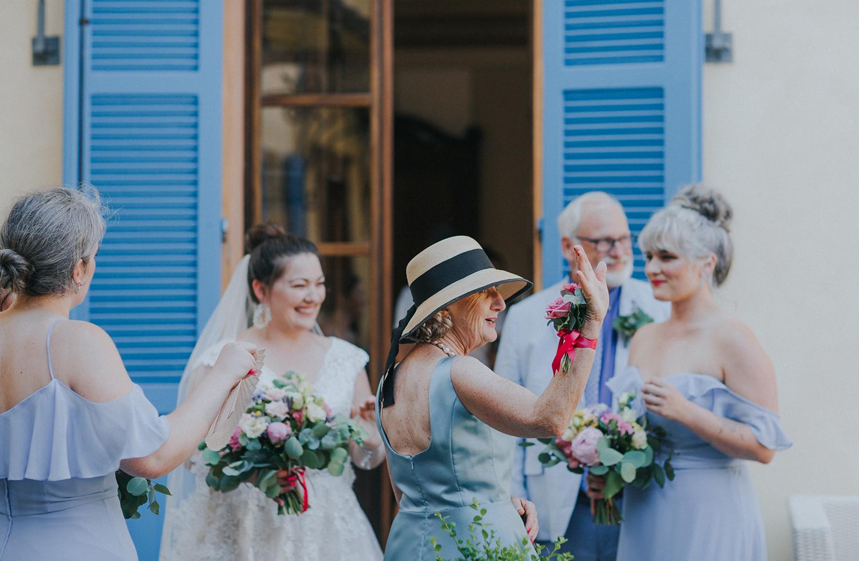 Destination wedding in Monforte d'Alba