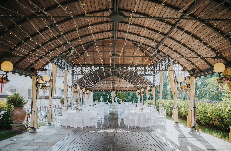 Villa Beccaris Destination wedding in Monforte d'Alba