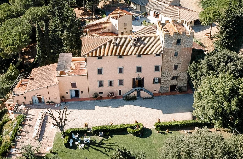 Villa il Pozzo Certaldo