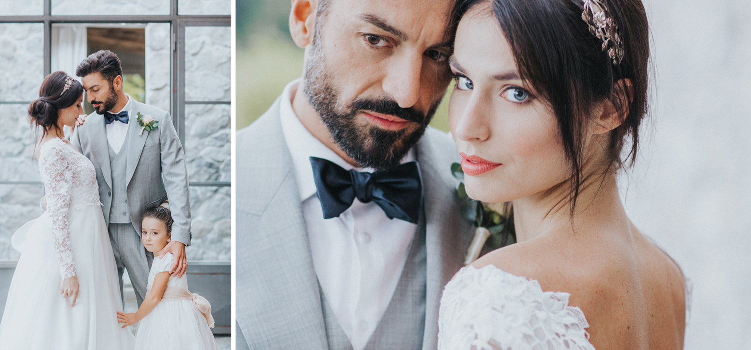 SERENDIPITY WEDDING INSPIRATION IN ITALY