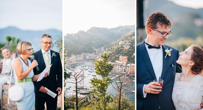 wedding Castello Brown Portofino