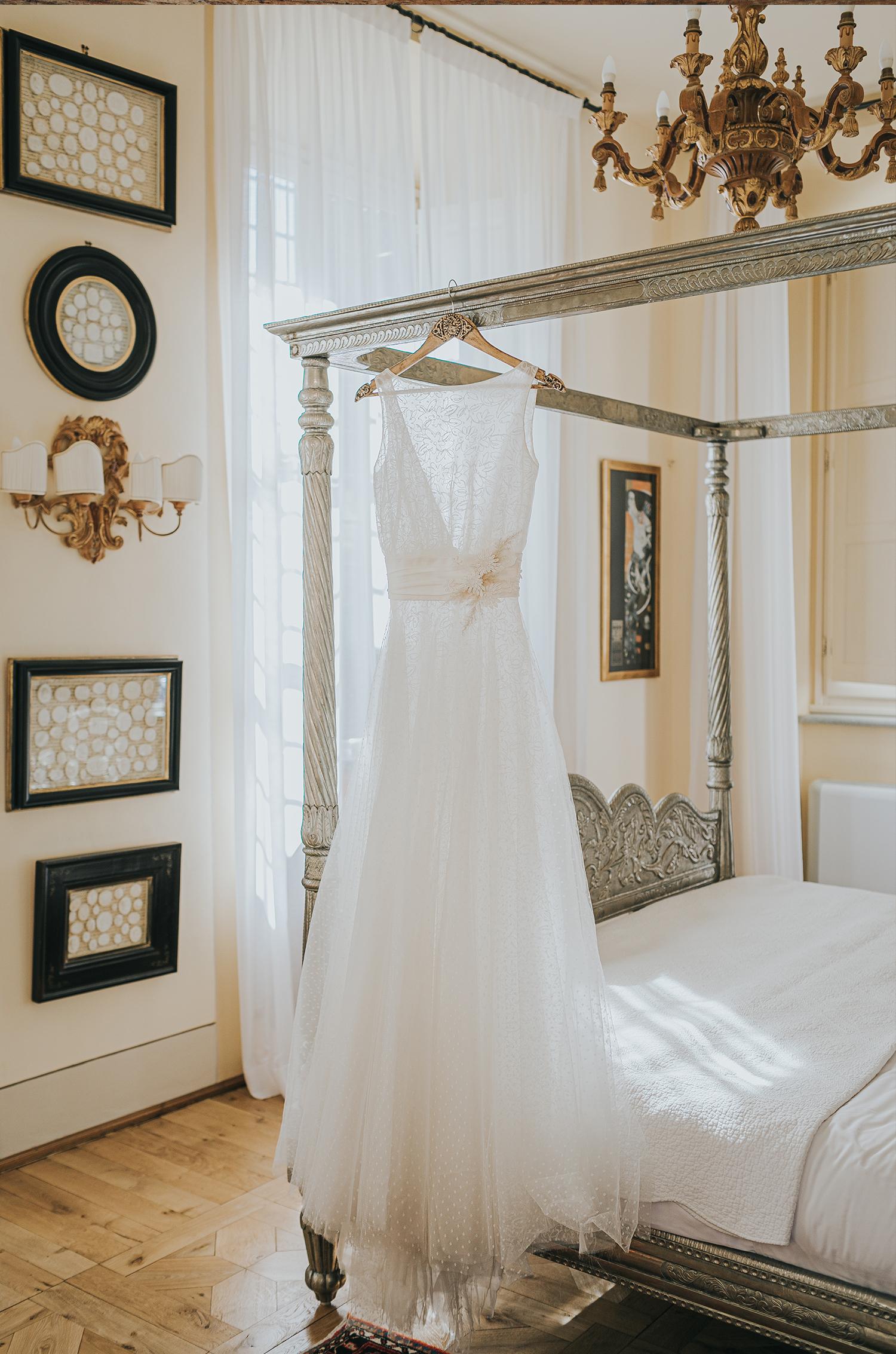 Silvia Valli bridal haute couture