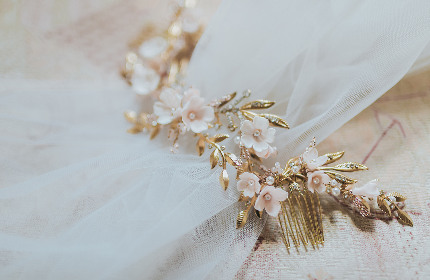 Luxury Fashion & Bridal Accessories Jonida Ripani