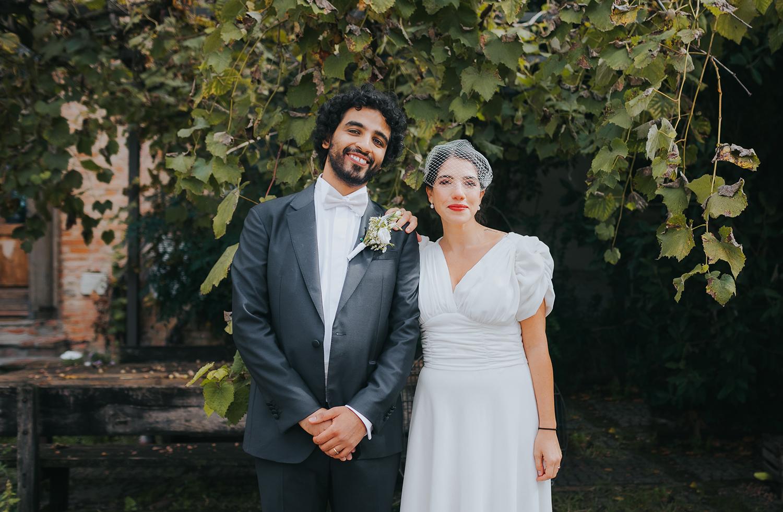 Matrimonio vintage a Cascina Lago Scuro Cremona