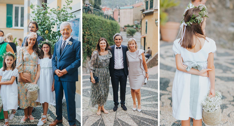 Exclusive wedding at Villa Durazzo Santa Margherita Ligure